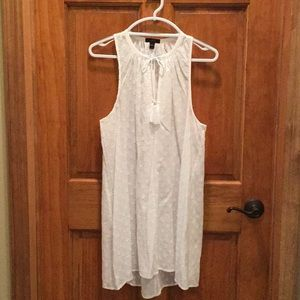 Cute light airy J Crew cover up size M